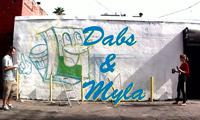 Dabs & Myla Graffiti Video