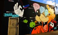 Witnes, Dabs & Myla Graffiti in Miami