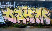 Graffiti Interview with Dahm