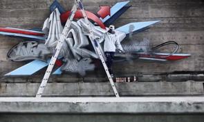 Daim Graffiti Volvo Art Session