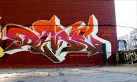 Top 9 Dare Graffiti Pieces for 2009