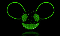 Deadmau5 – Spectacular 4D projections in London