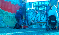Demos and Ways Graffiti Video