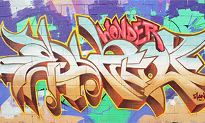 New Graffiti by Elan