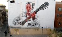 New EL MAC Mural in Tudela, Spain