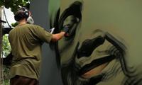 El Mac Graffiti in Viet Nam