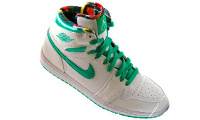 New Nike Air Jordan I (1) Emerald Green