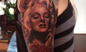 Tattoo Tuesday No. 213