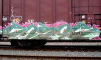 NWK Crew Freight Graffiti Update