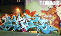 Enue Graffiti Interview