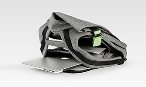 Evernote and Côte&Ciel Backpacks