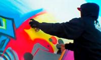 Ewok Graffiti Video Art Basel Miami 2010