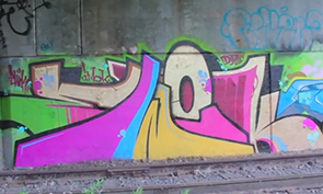 Ewok Graffiti Video