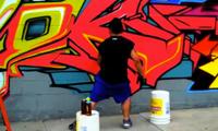 Ewok 5MH Graffiti Video