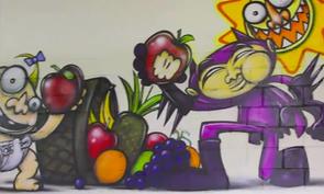 Owns & Ewok Graffiti Video