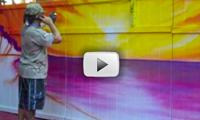Ewok Graffiti Video in Tobago, Trinidad