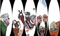 Ewok Surf Board Designs