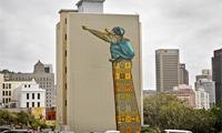 Faith47 Mural Cape Town