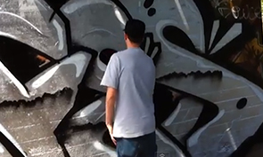 Fester Graffiti Video