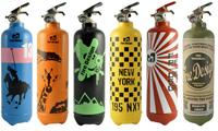 Fire Extinguisher Designs