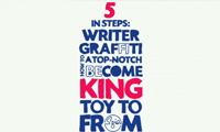 5 Steps from Toy to King