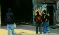Old Montreal Graffiti Documentary