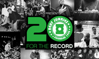 LRG The Beat Junkies – For the Record