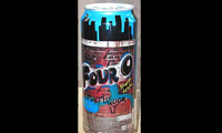 Graffiti Inspired Malt Liquor