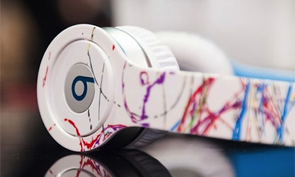 Futura & Beats By Dre Solo HD Headphones