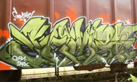 Gamble Graffiti Interview