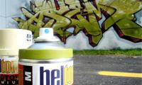 Geser/Asuem Graffiti