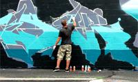 Geser Graffiti Interview