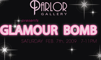 Glamour Bomb Art Show