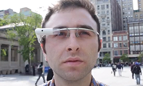 What a Google Glass Photographer Looks Like