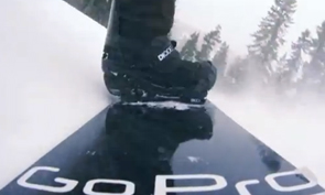 Shaun White's Snowboard: From Tree to Slopes