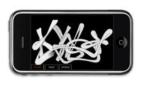 Graffiti Analysis on the iPhone
