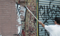 Winnipeg Police Scare Graffiti Writer
