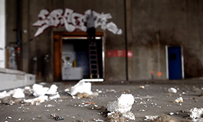 Interior Design Graffiti