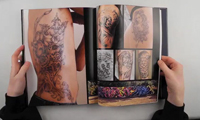 Graffiti Tattoo Vol 2 Book Preview