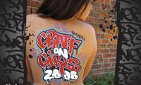 Graffiti Body Art Calendar