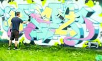 Great & Bates Graffiti in Warsaw