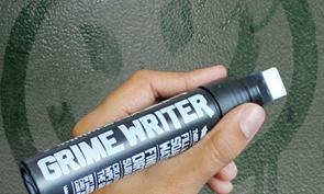 Grime Writer Marker