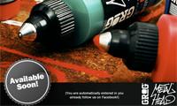 Enter to Win 8 Grog Metal Head Markers