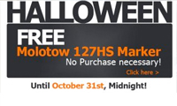 Halloween Special – Free Marker