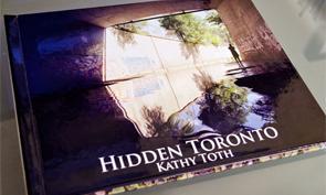 Hidden Toronto Book