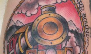 Tattoo Tuesday No. 145