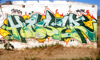 New Walls from NWK Crew
