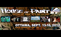 House of Paint 2012