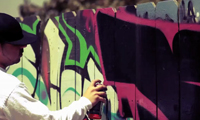 The Inner Empire Graffiti Video