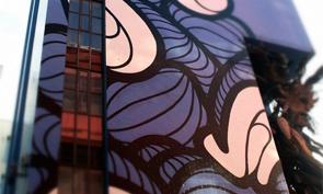 INSA High Rise Mural